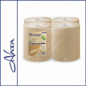 Papier toaletowy Lucart EcoNatural 1 rolka 150m 812152