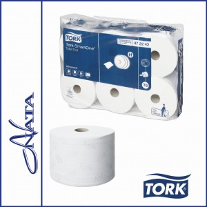 TORK  SmartOne papier toaletowy Advanced 6x207mb 472242